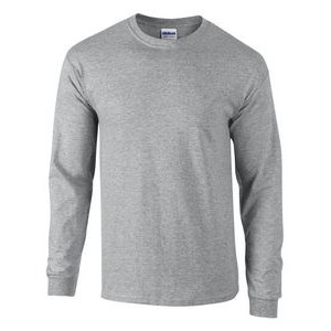 Adult Gildan® Ultra Cotton™ Long Sleeve T-Shirt