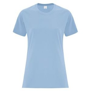 Ladies' ATC™ Everyday Cotton Tee Shirt