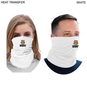 Full color Transfer BEST VALUE Seamless Neck Gaiter (Imported and in stock, Fast production)
